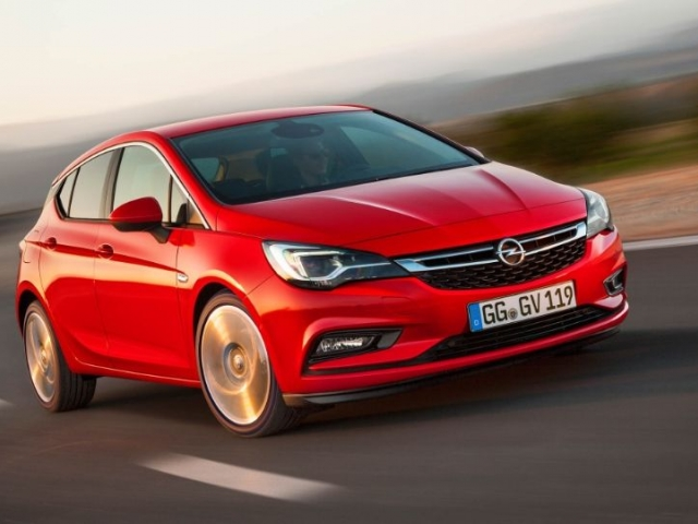 Opel Astra 1.4 Automat