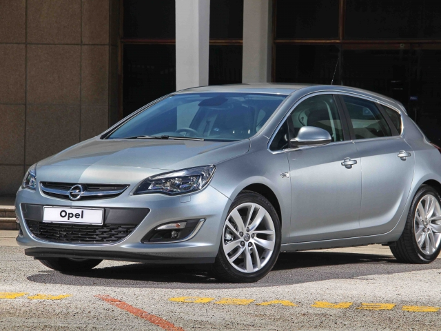 Opel Astra 1.6 Automat