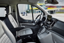 Ford Tourneo Custom 7+1 2.0 Diesel Automat